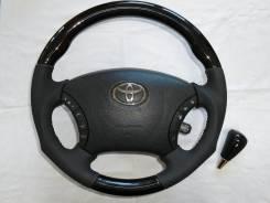 Руль. Toyota: Alphard, Estima Hybrid, 4Runner, GX470, Land Cruiser, Land Cruiser Prado, Camry, Estima, Avensis Verso, Alphard Hybrid, Highlander, Hilu...