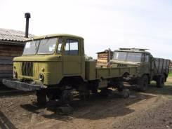 ГАЗ 66. Продам ГАЗ-66 на ходу 1992 г. выпуска с лебедкой + ГАЗ-66 с хранения, 4 261 куб. см., 2 000 кг.
