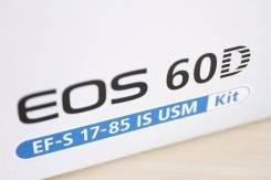 Canon EOS 60D. 15 - 19.9 Мп, зум: 5х