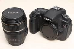 Canon EOS 60D Kit. 15 - 19.9 Мп, зум: 5х