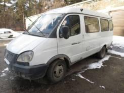 ГАЗ 322132. ГАЗ-322132, 2011, Пассажирская, 2 700 куб. см., 12 мест