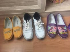 Спортивная обувь. 34, 35