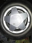 Продам диски с резиной. 8.5x17 5x120.00 ET0