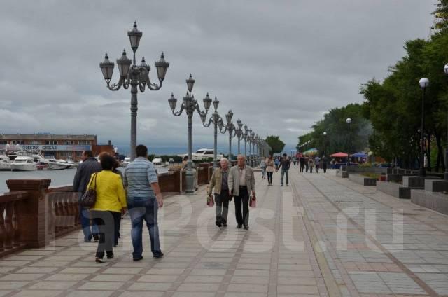 По Владивостоку и Приморскому краю каждый день, круглый год!
