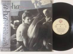 Культ ! А-ХА / A-HA - Hunting high and low - JP LP 1986 виниловый диск