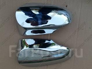 Накладка на зеркало. Toyota Vitz, NSP135, KSP130, NSP130, NCP131, NHP130