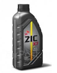 ZIC X7. Вязкость 5W-30, полусинтетическое