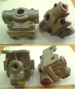 Кран тормозной распределительный 4 выхода Задний AC540 / HD / 598608A450 / 598608A451 / QR1C M16