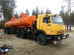 Нефаз. Полуприцеп Камаз 65116 №3, 22 900 кг.