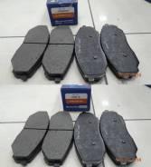 Колодки тормозные Sorento / FR / 581013ED00 / 581013E000 / HI-Q SP1153