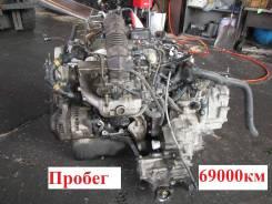 Двигатель в сборе. Honda: Capa, Civic Ferio, CR-X Delsol, HR-V, Civic, Domani, Partner, Logo Двигатели: D16A, D16W1, D16W2, D16W5, D13B7