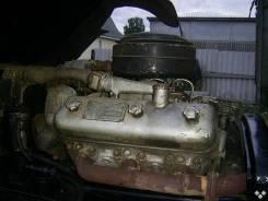 Двигатель ямз 6 - шестёрка