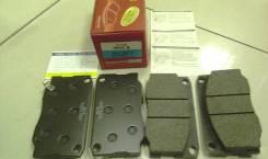 Колодки тормозные COUNTY / MIGHTY FR / 581015HA30 / 581015LA00 / SP1080 / VP1030
