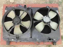 Радиатор охлаждения двигателя. Toyota Vista, SV41, SV42 Toyota Camry, SV42, SV41 Двигатель 3SFE