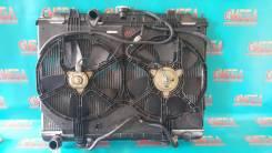 Радиатор охлаждения двигателя. Nissan: Presage, Prairie, Liberty, Serena, Bassara Двигатели: QR25DE, QR20DE
