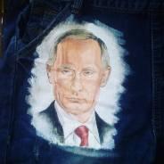 Рисунки на одежде!