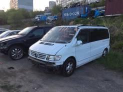 Фара. Mercedes-Benz Vito