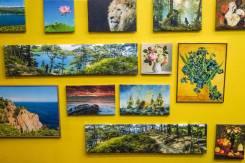 Предлагаем фото-картины на реализацию. Красивые, продающие стены.