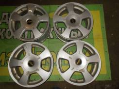 Dunlop Dufact. 7.0x16, 5x100.00, 5x114.30, ET50