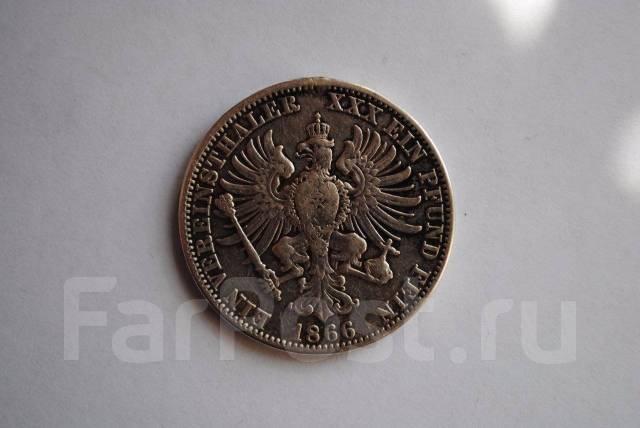 Старинная монета германии из какого металла монеты россии