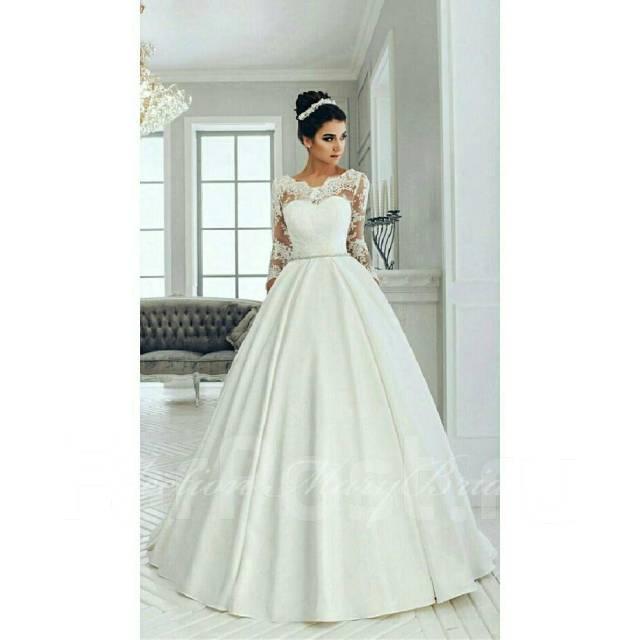 Прокат свадебных платьев владивосток