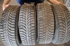 Bridgestone Blizzak. Зимние, шипованные, износ: 30%, 4 шт