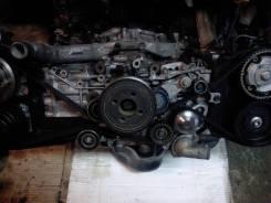 Двигатель в сборе. Subaru: Legacy B4, Legacy Lancaster, Outback, Legacy, Impreza WRX, Forester, Impreza WRX STI, Impreza, Exiga Двигатели: EJ25, EJ255...