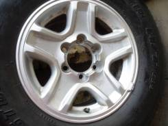 Toyota. 7.0x16, 6x139.70, ET15, ЦО 106,1мм.