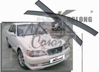 Ветровик на дверь. Toyota Cresta, GX100, GX105, JZX100, JZX101, JZX105, LX100 Двигатели: 1GFE, 2LTE, 1JZGE, 2JZGE, 1JZGTE
