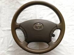 Руль. Toyota: Picnic Verso, 4Runner, Hilux, Land Cruiser, Land Cruiser Prado, Camry, Avensis Verso, Alphard Hybrid, Alphard, Highlander, Estima Hybrid...