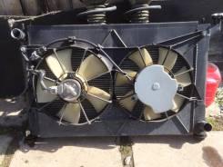 Радиатор охлаждения двигателя. Toyota Allion, AZT240 Toyota Premio, AZT240 Двигатель 1AZFSE