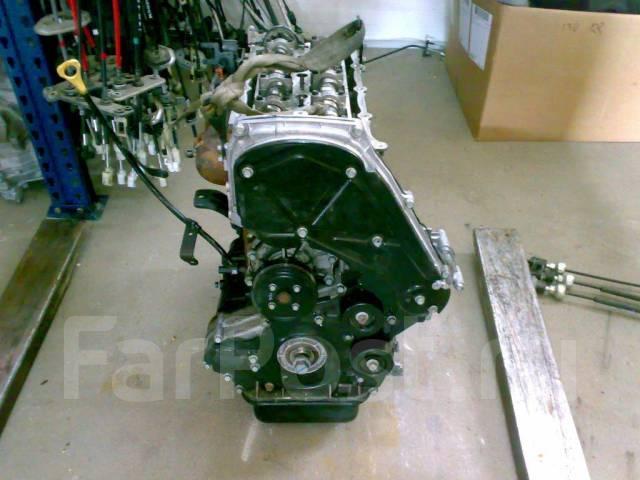 Двигатель 2.5 D4CB на Kia / Hyundai