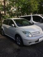 Toyota ist. автомат, передний, 1.5 (109 л.с.), бензин, 120 000 тыс. км