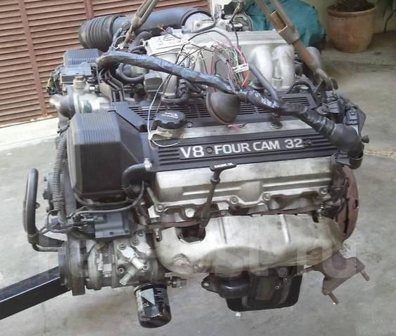 Двигатель 4.0 1GR-FE на Lexus / Toyota