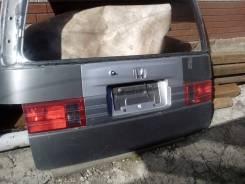 Вставка багажника. Honda Mobilio Spike