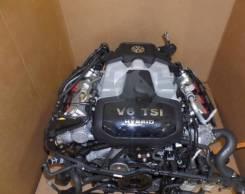 Двигатель в сборе. Volkswagen Touareg Двигатели: CGEA, CGFA