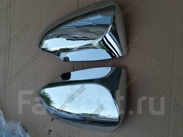 Накладка на зеркало. Toyota Venza, AGV15, GGV15