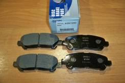 Колодка тормозная. Toyota Highlander, GSU40, MHU48, GSU45, GSU40L Двигатели: 2GRFE, 3MZFE