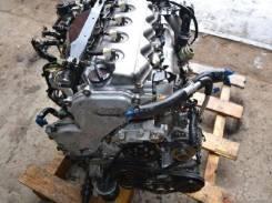 Двигатель в сборе. Nissan X-Trail Двигатель YD22DDTI