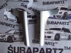 Консоль центральная. Subaru Legacy, BP9, BLE, BL5, BL9, BP5, BPE Двигатели: EJ30D, EJ253, EJ204, EJ203, EJ20X, EJ20Y, EJ20C
