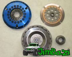 Корзина сцепления. Suzuki Jimny, JB23W, JM23W Mazda AZ-Offroad, JM23W Двигатель K6A
