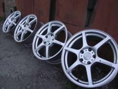Avangrade от Bridgestone R17x 7.0J ET+44 PCD 114.3*5 Bridgestone. 7.0x17, 5x114.30, ET44, ЦО 73,0мм.