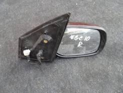 Зеркало заднего вида боковое. Toyota Passo, KGC10 Двигатель 1KRFE