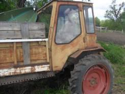 ХТЗ Т-16. Трактор Т-16