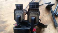 Катушка зажигания. Toyota: Coaster, Mark II Wagon Qualis, ToyoAce, Carina ED, Celica, Curren, Caldina, Gaia, Avensis, Harrier, Corona Exiv, Hiace, Cor...