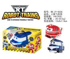 Игрушка Робот-поезд