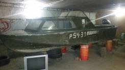 Амур 2. длина 6,00м., двигатель подвесной, 140,00л.с., бензин