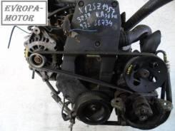 Двигатель (ДВС) на Opel Astra F 1991-1998 г. г. объем 1.2 л