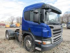 Scania. Седельный тягач P440, 12 470 куб. см., 11 500 кг.
