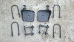 Пластина рессоры. Toyota Caldina, ET196V, ET196 Двигатель 5EFE